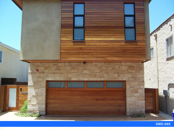 Simple and refined beauty from G&G Garage Door