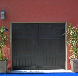 Carriage House style doors from G&G Garage Doors