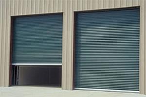 Roll up commercial garage doors from G&G Garage Door