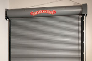 Heavy Commercial Doors from G&G Garage Doors