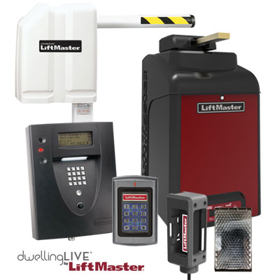 The complete Liftmaster line available at G&G Garaged Doors