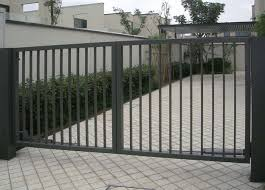 Driveway gates from G&G Garage Door