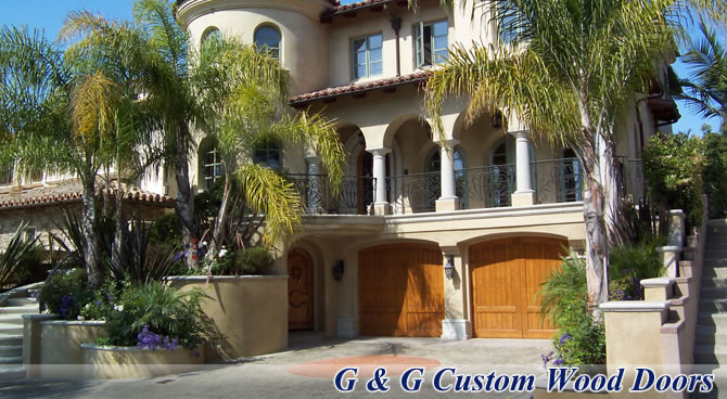 The doors you want and the home you have dreamed of from G&G Garage Doors
