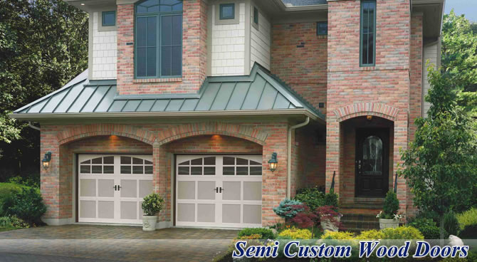 Gorgeous accents and quality construction from G&G Garage Doors