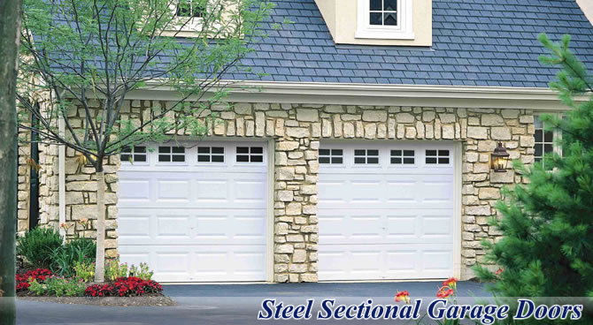 A new Garage door from G&G Garage Doors is what your home needs