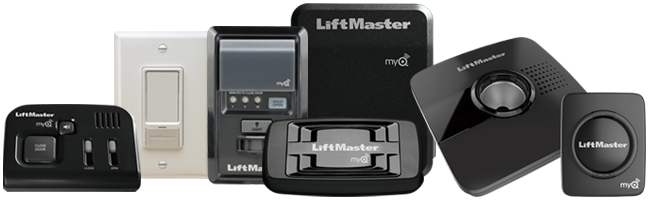 Liftmaster Opener remotes available from G&G Garage Door