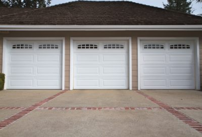 Windows for your garage doors from G&G Garage Door