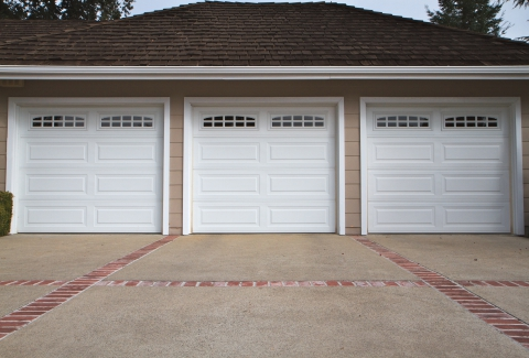 Windows for your garage doors from G&G Garage Door
