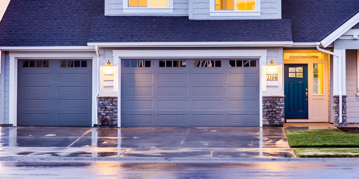 Gorgeous and functional doors from G&G Garage door