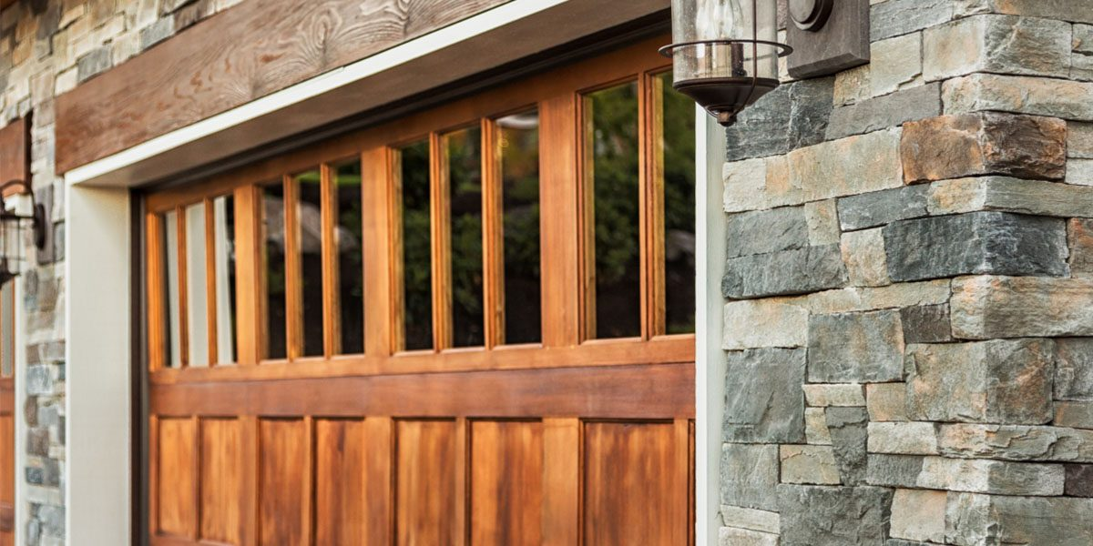 Accent your home's style with a door from G&G Garage door
