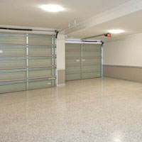 Make a statement from inside your garage with G&G Garage Door