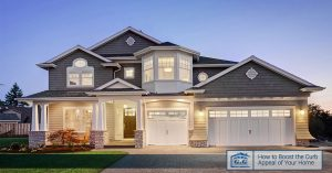 Curb appeal matters with G&G Garage Door