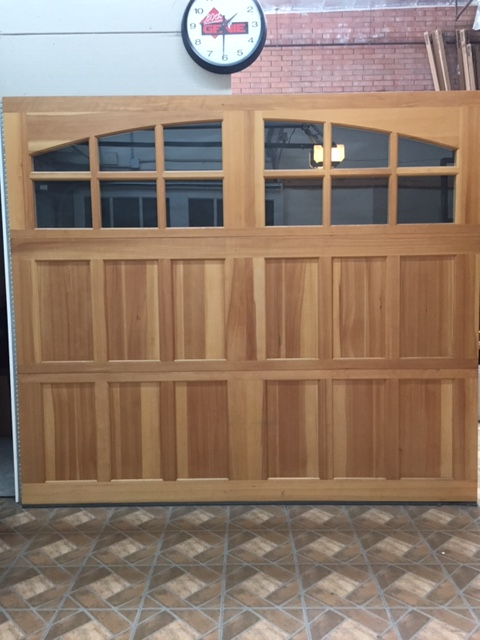Gorgeous New Custom Door From G&G Garage Door