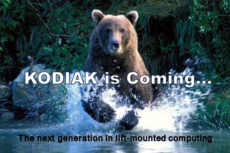 Kodiak is coming web 2.0
