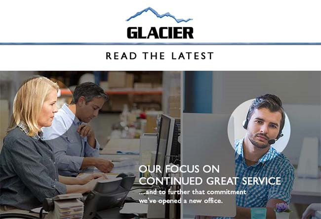 Glacier-Customer Service 1