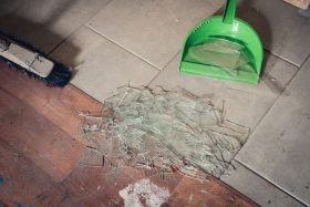 What to Do When Glass Breaks Inside Your HomeWhat to Do When Glass Breaks Inside Your Home