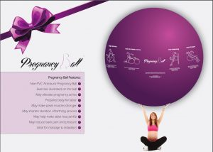 Pregnancy Ball Industrial Design