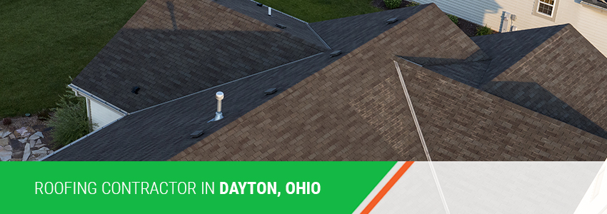 Roofing Contractor in Dayton Ohio