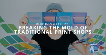 Breaking the Mold of Traditional Print Shops