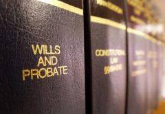 "legal text ""wills and probate"""