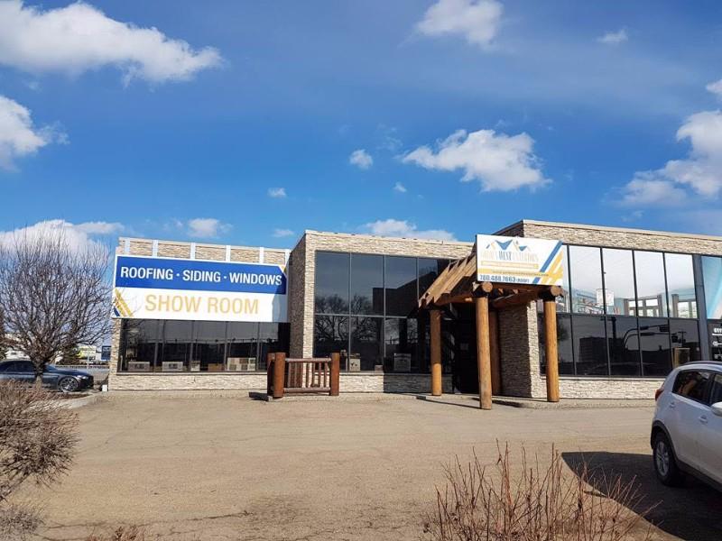 Siding Samples Edmonton Showroom Exterior Design Alberta