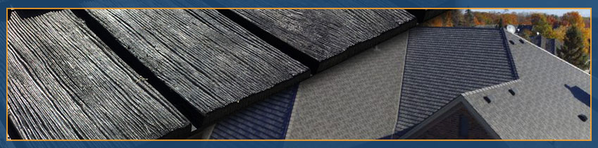 These Technologically Advanced Rubber Roofing Tiles Deliver An Incredibly  Authentic Shake Roof Look. They Are Incredibly Easy And Fast To Install And  Cost ...
