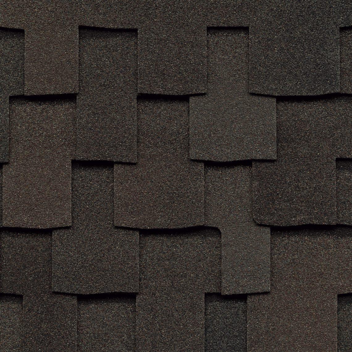 Gaf Slateline 174 Roofing Shingles Certified Gaf Roof