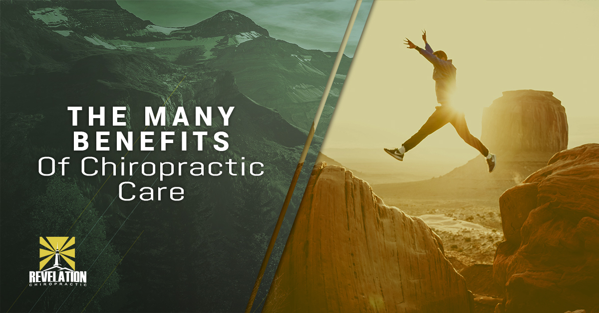 The Many Benefits of Chiropractic Care