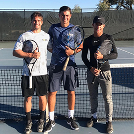 Los Altos Tennis Coaches