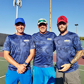 Santa Clara Tennis Coaches