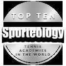 Icon graphic of top ten sporteology award