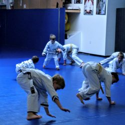 Infinity Martial Arts MMA for kids