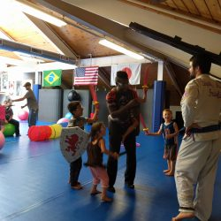 martial arts for kids at local gym