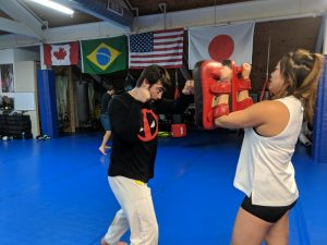 kickboxing and martial arts near me