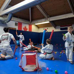 martial arts instruction for kids
