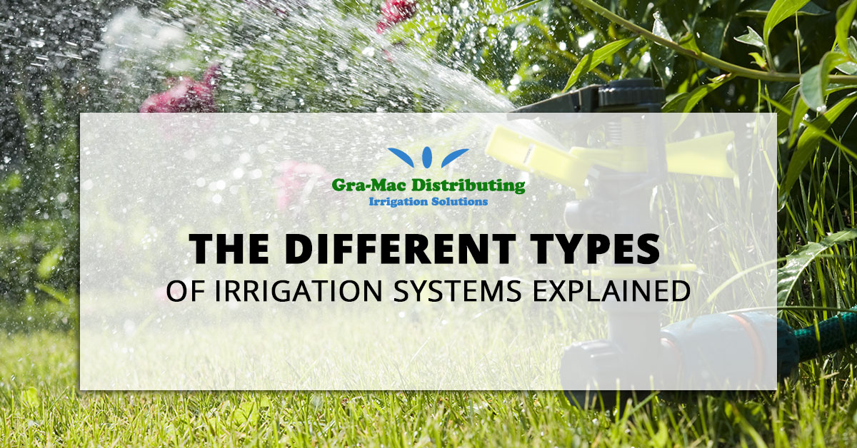 The Different Types of Irrigation Systems Explained | Gra-Mac ... on plant agriculture, plant classification system, plant management system, plant border, plant building, plant lighting, plant transport system, plant garden, plant new grass, plant propagation system, plant training system, hydro plant system, plant watering devices, plant water system, diy self watering planter system, plant communication system, sprinkler system, plant hydroponic system, plant watering system, plant greenhouse,