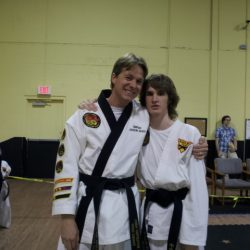 Adult martial arts classes at Grandmaster Amy Reed's Black Belt Academy in Stuart, FL.