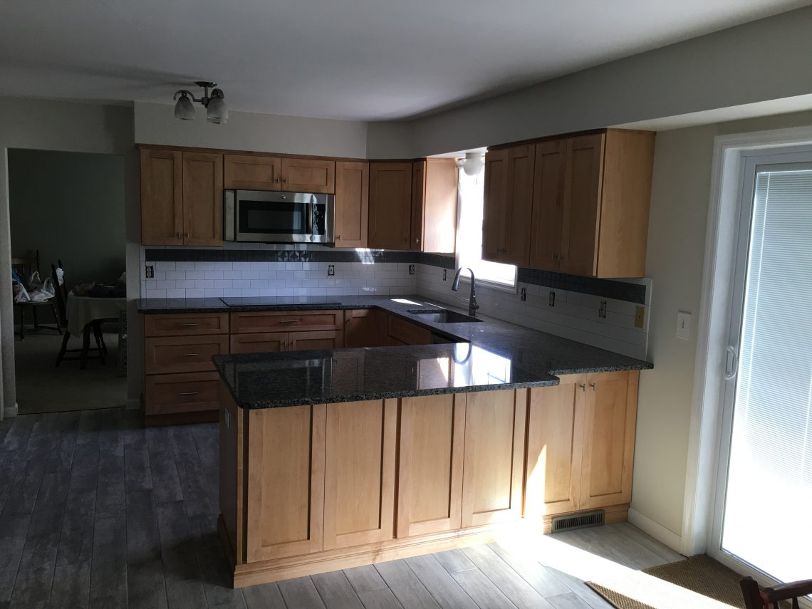 Remodelling Kitchen: Kitchen Remodel Before/After