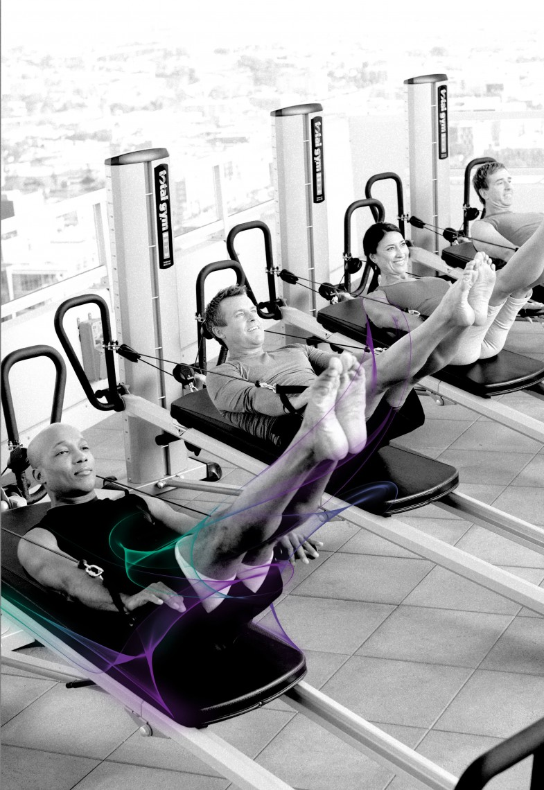 Group Fitness Classes at Gravity Gym