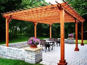 specializing in hardscaping outdoor living spaces myrtle beach