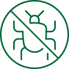Organic Tick & Mosquito Control Icon