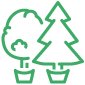 Organic Fertilization Icon