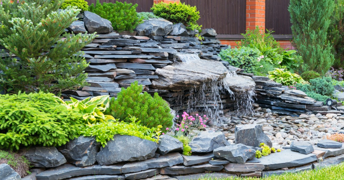 Stone And Landscaping Ideas Get The Yard You Ve Dreamed Of