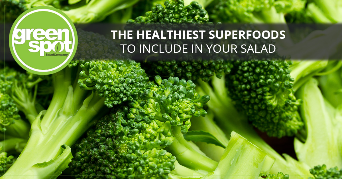 Healthy Restaurants San Diego The Healthiest Superfoods To