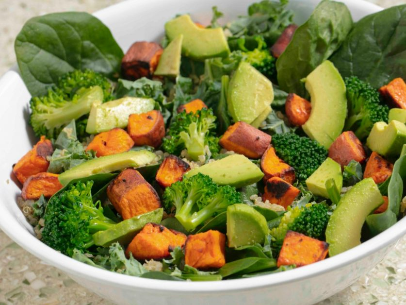 Farmhouse Salad Bowl