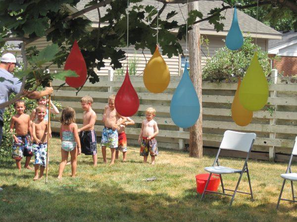 pinata balloon party