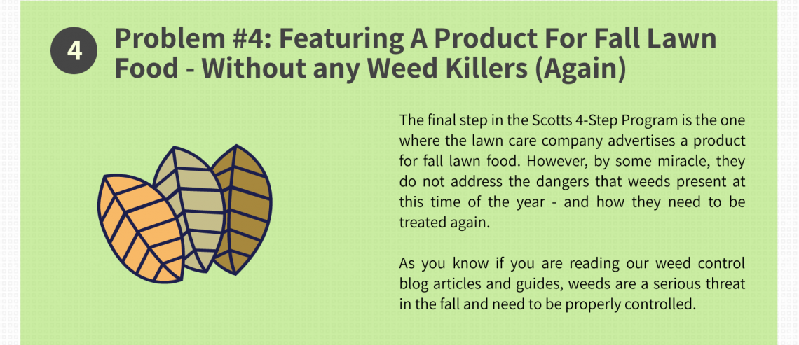 weed killers fall