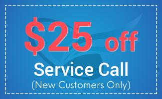 Save 25 Bucks Off First HVAC Service Call