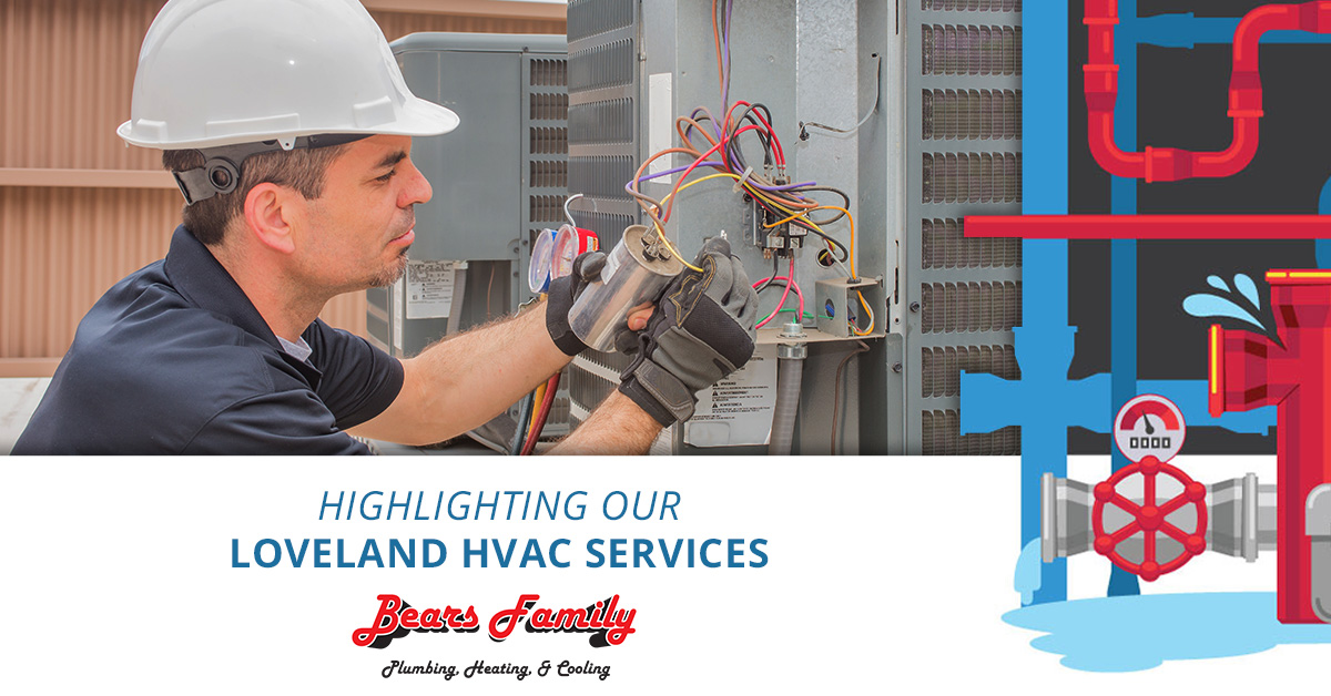 Highlighting Our Loveland HVAC Services