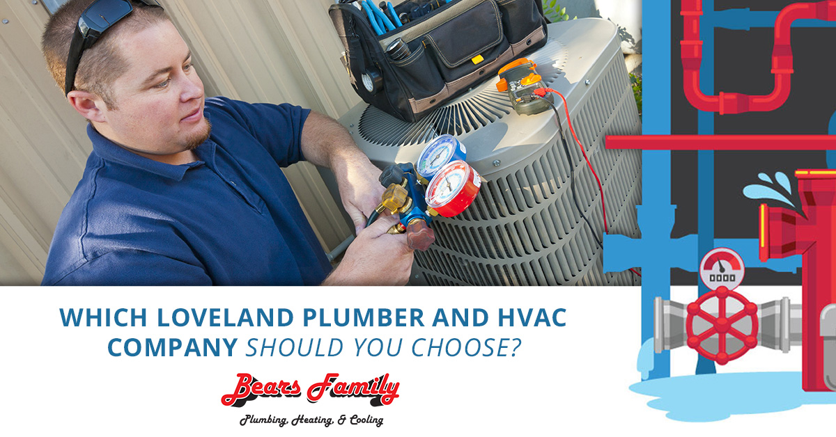 Which Loveland Plumber And HVAC Company Should You Choose